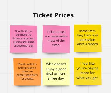 tickets single